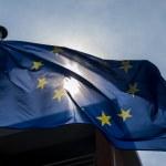 European flag — Stock Photo #25306433