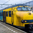 Dutch train — Stock Photo #39204725