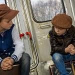 Train ride — Stock Photo #41523557