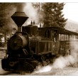 Stock Photo: Steam Engine