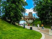 Moscow, Tsaritsyno park, the better — Stock Photo