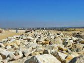 Pyramids of Giza, Egypt — Stock Photo
