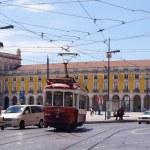 Lisbon tram — Stock Photo #25406743