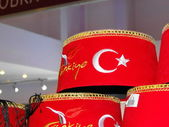 Turkish fez hat — Stock Photo