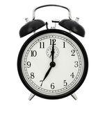 Siedem zegara — Zdjęcie stockowe