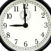 Nine of clock — Stock Photo