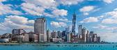 New-York City panoramic view — Stock Photo