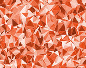 Background with orange triangles — Vetorial Stock