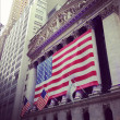 Wall Street — Stock Photo #23408404
