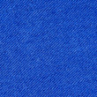 Blue cotton fabric texture background. — Stock Photo