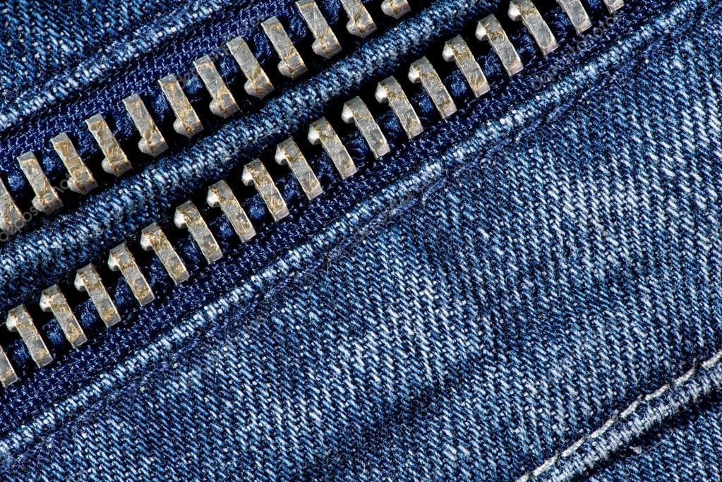 how to add zipper to jeans