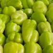 Green Peppers — Stock Photo #23356022