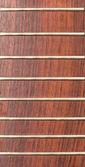 Guitar neck — Stock Photo