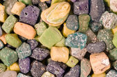 Mosaic stones — Stock Photo