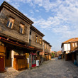 Street in Nesebar - Stock Photo
