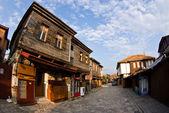 Street in Nesebar — Stock Photo