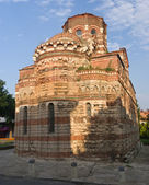 Medieval church in Bulgaria — Stock Photo
