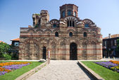Old church in Nesebar — Stock Photo