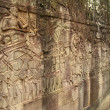 Stock Photo: Stone carvings - angkor wat