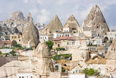 Cappadocia scenics — Stock Photo