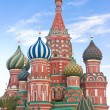 Royalty-Free Stock Photo: St Basil\'s cathedral