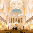 Synagogue interior — Foto de Stock