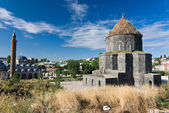 The Armenian church in Kars, Turkey — Stock Photo