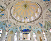 Mosque interior — Stock Photo