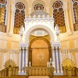 Synagogue interior — Stock Photo