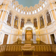 Stock Photo: Synagogue interior