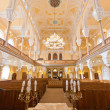 Synagogue interior -  