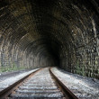 Railway Tunnel - Foto de Stock