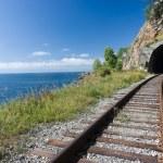 Trans Siberian railway — Stock Photo