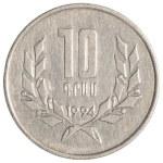 10 Armenian dollars coin — Stock Photo #23801283