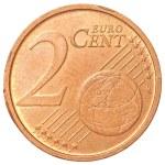 2 euro cents coin — Stock Photo #23815379
