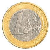 One Euro coin — Stock Photo