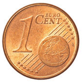 One euro cents coin — Stock Photo