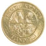 Постер, плакат: 50 icelandic krona coin