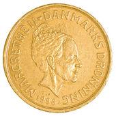 20 danish krone coin — Stock Photo