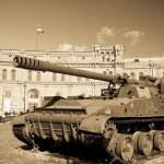 Old tank — Stock Photo #37043645