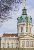 Charlottenburg Palace - Berlin — Foto de Stock