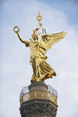 Berlin victory column — Stock Photo
