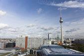 ベルリン都市の景観 — ストック写真