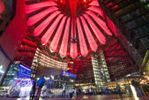 Sony Center, Berlin — Stock Photo