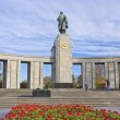Soviet WW2 memorial, Berlin — Stock Photo #37050655
