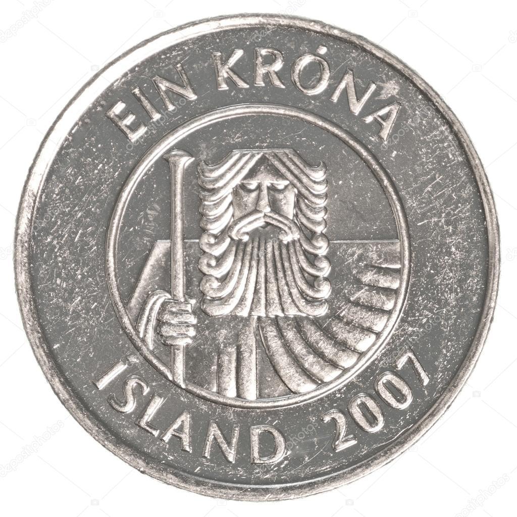 isländsk krona