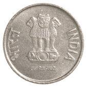 2 indian rupee coin — Stock Photo