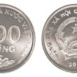 500 vietnamese dong coin — Stock Photo #40451919