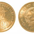 5000 vietnamese dong coin — Stock Photo #40452037