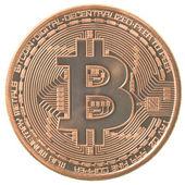 Bitcoin — Foto de Stock